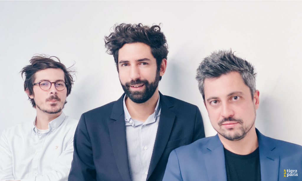 Alexandre Pasté, Nicolas Masson, Jules Olivry